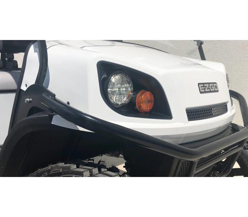 2019 E-Z-GO EXPRESS L6-E 72V (Bright White)