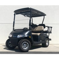2019 E-Z-GO RXV-E (Metallic Charcoal)