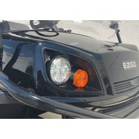 2019 E-Z-GO EXPRESS S6 72V (BLACK)