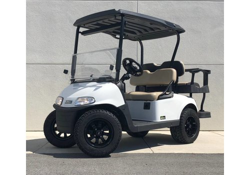 E-Z-GO 2019 E-Z-GO RXV ELITE 3.0 (Bright White)