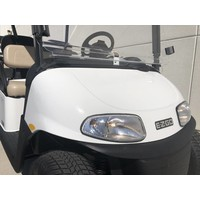 2019 E-Z-GO RXV-E (Bright White)