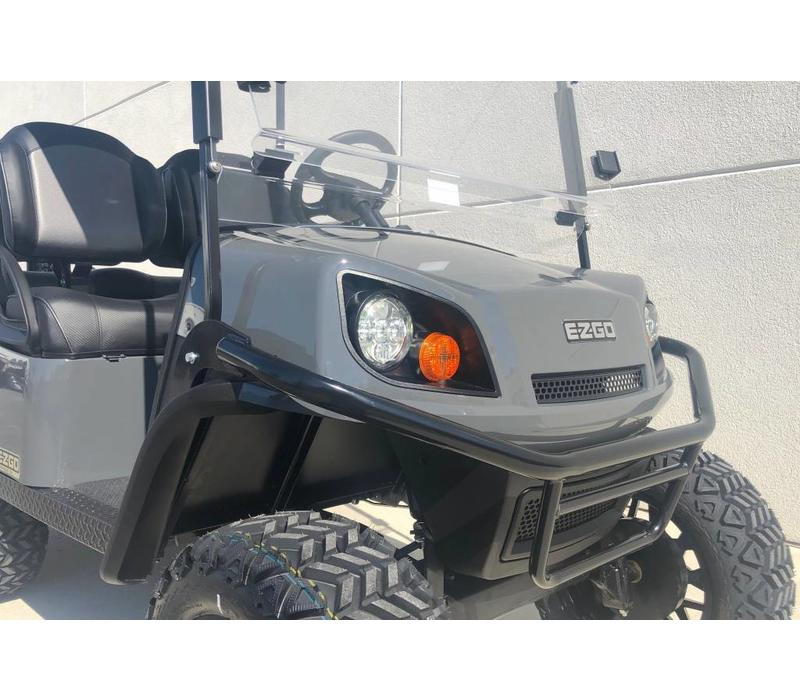 2019 E-Z-GO EXPRESS S4G LE (Leadfoot Gray)