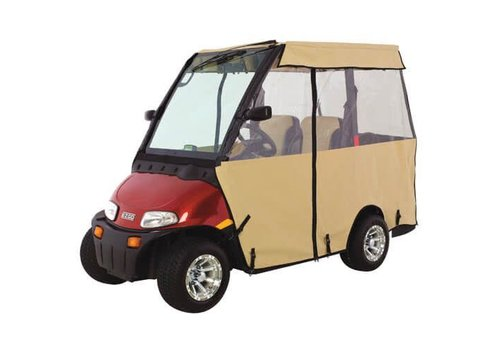 E-Z-GO ENCLOSURE 2FIVE 4 PASSENGER OTT TAN
