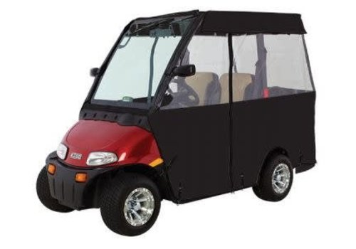 E-Z-GO ENCLOSURE 2FIVE 4 PASSENGER OTT BLACK
