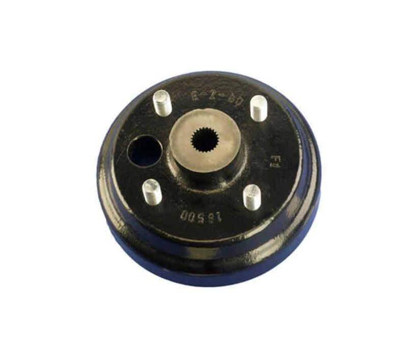 BRAKE DRUM/HUB ASSEMBLY ELECTRIC TXT