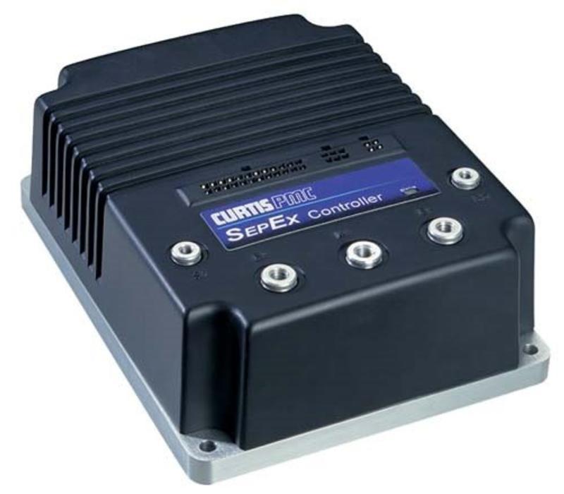 CURTIS 500 AMP CONTROLLER 1268-5505 36V EZGO PDS