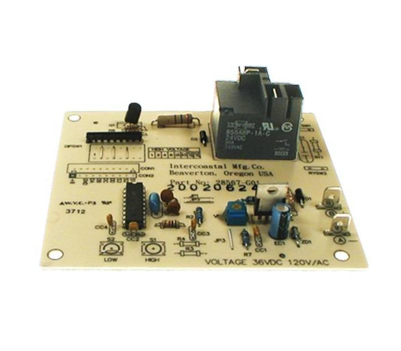 ELECTRONIC CONTROL BOARD  T'CHRGE