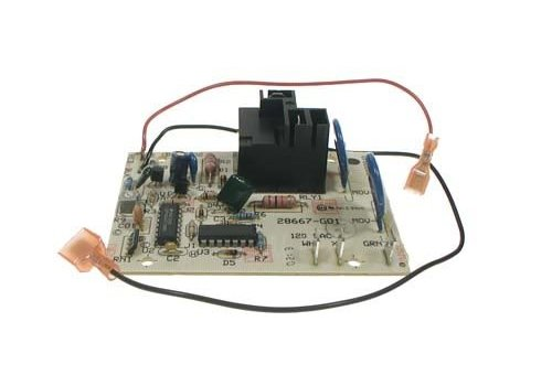 E-Z-GO CNTRL POWER INPUT BOARD POWERWISE