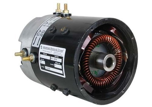 SERIES ADVANCE SPEED UP MOTOR