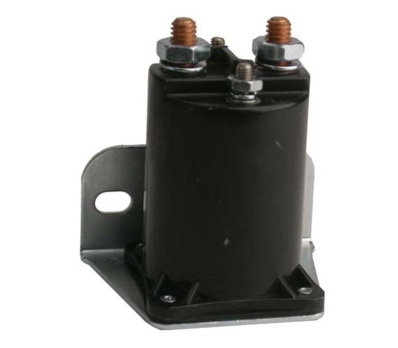48V SOLENOID 4P 95-98CC, EZ, YAM G19 ONLY