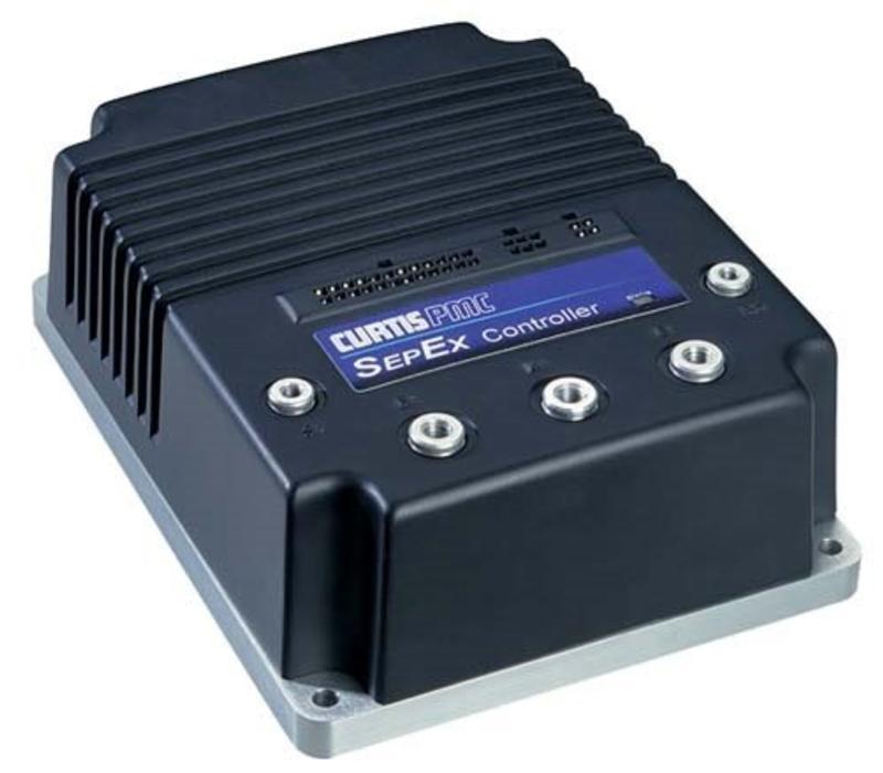 400 AMP CURTIS CONTROLLER