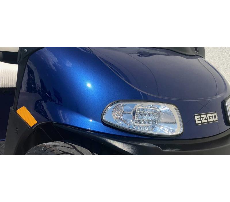 2018 E-Z-GO 2FIVE (Electric Blue) - DEALER DEMO