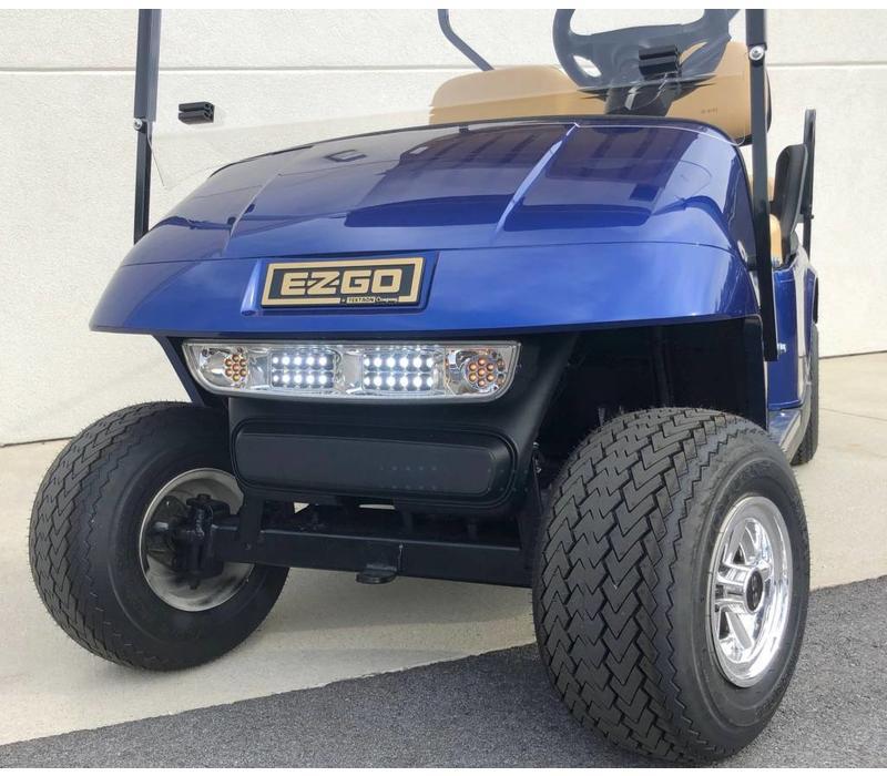 2006 E-Z-GO TXT PDS (ELECTRIC BLUE)