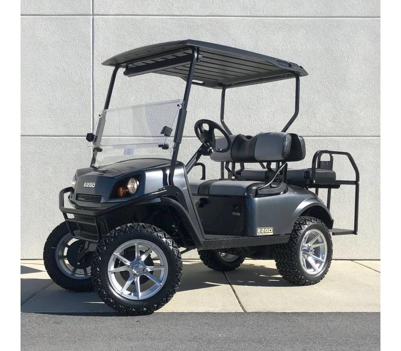 2019 E-Z-GO EXPRESS S4-G (Charcoal)