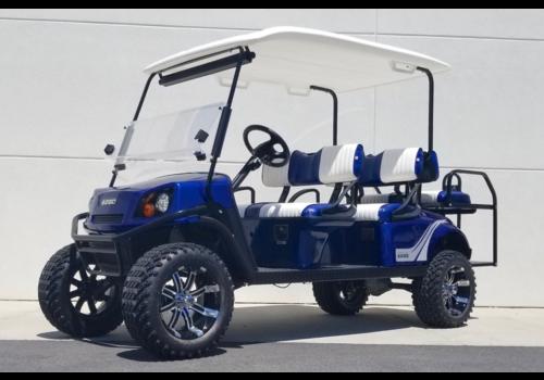 E-Z-GO 2019 E-Z-GO EXPRESS L6-E 72V (Electric Blue)