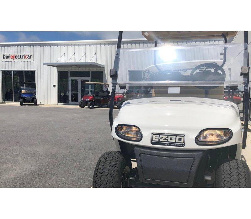 2019 E-Z-GO TXT 48V (Bright White)