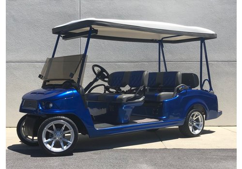 WELLS FARGO 2019 WESTERN RXV ELITE VIPER BLUE - LITHIUM ION