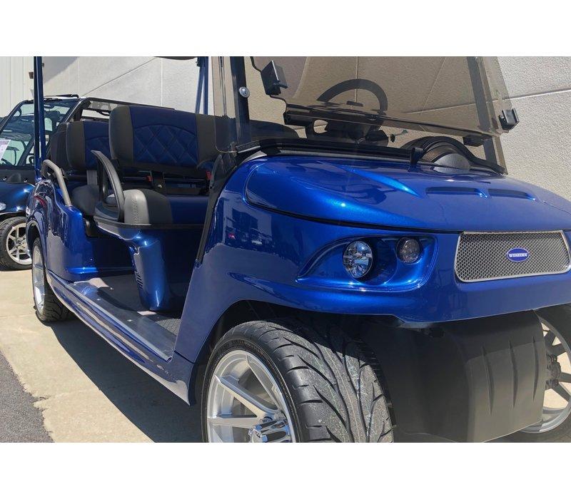 2019 WESTERN RXV ELITE VIPER BLUE - LITHIUM ION