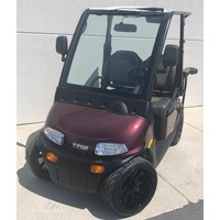 2019 E-Z-GO 2FIVE (BURGUNDY)