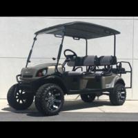 2019 E-Z-GO EXPRESS L6-E 72V (ALMOND)