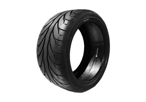 E-Z-GO KZT STEEL BELTED RADIAL TIRE 205/35-R14