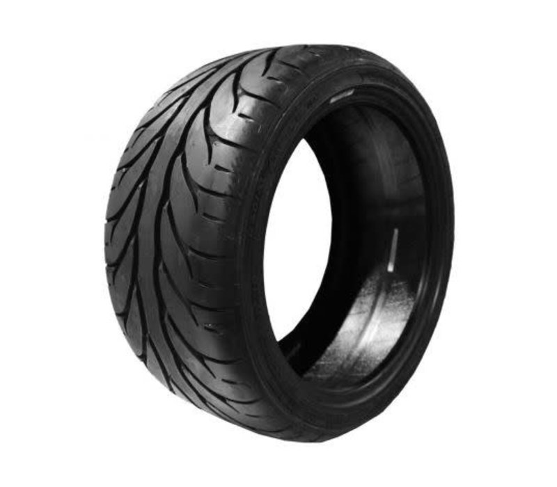 KZT STEEL BELTED RADIAL TIRE 205/35-R14