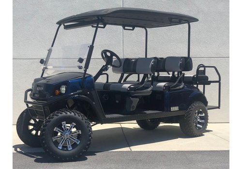 E-Z-GO 2019 E-Z-GO EXPRESS L6-G EFI (PATRIOT BLUE)