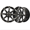 "NIVEL 14"" VORTEX MACH/BLK- STEEL BELTED RADIALS- SET OF 4"