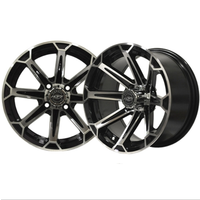 "14"" VORTEX MACH/BLK- STEEL BELTED RADIALS- SET OF 4"