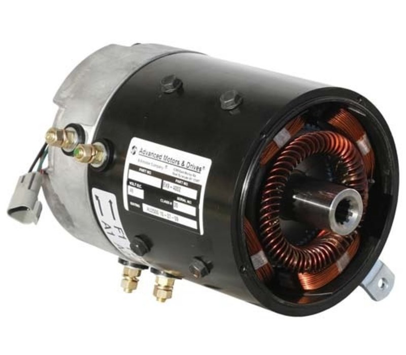 00-UP CLUB CAR DS PREC 48V AMD TORQUE MOTOR