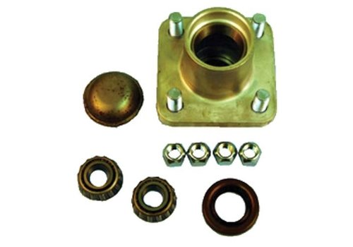 82-02 CLUB CAR DS FRONT HUB KIT W/BEARINGS