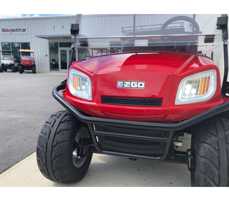 2019 E-Z-GO EXPRESS S6 72V (Flame Red)