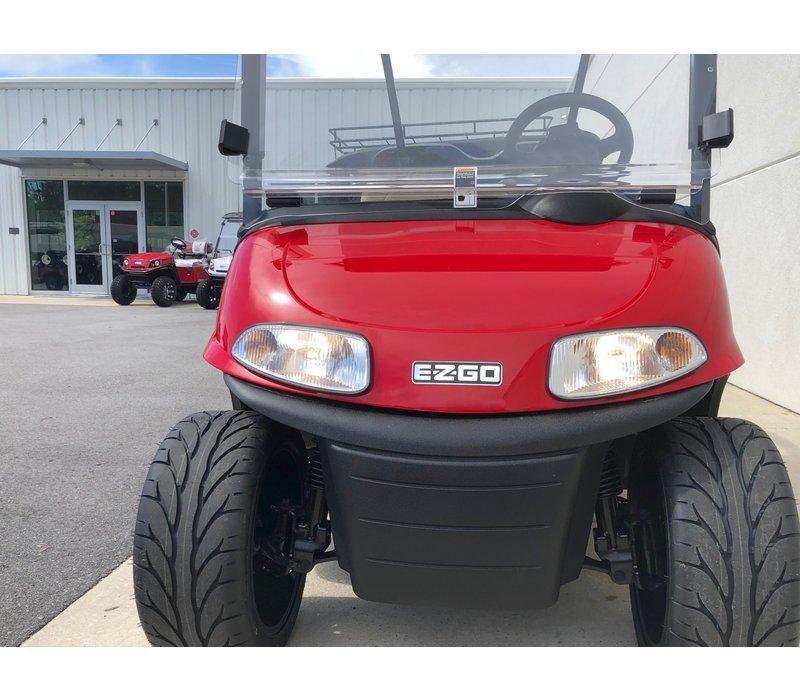 2019 E-Z-GO RXV ELITE 2.0 (FLAME RED)