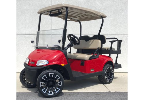 E-Z-GO 2019 E-Z-GO RXV ELITE 2.0 (FLAME RED)