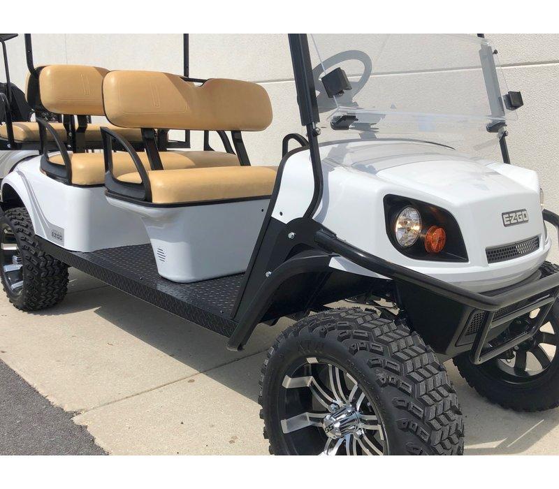 2020 E-Z-GO EXPRESS L6-E 72V (Bright White)