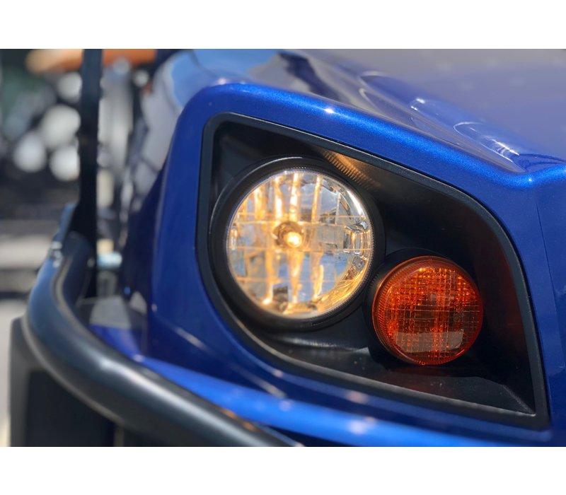 2019 E-Z-GO EXPRESS L6-G EFI DEMO (ELE. BLUE)