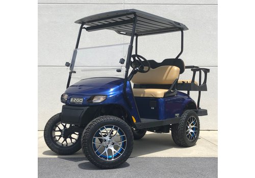 E-Z-GO 2019 E-Z-GO TXT-G EFI (ELECTRIC BLUE)