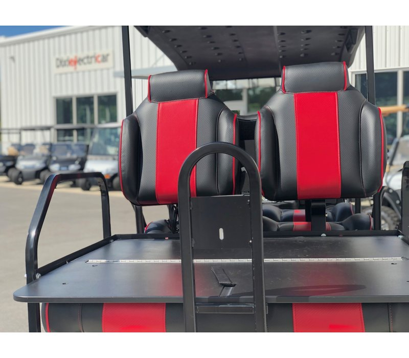 2019 E-Z-GO EXPRESS L6X EFI (FLAME RED)