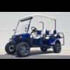 E-Z-GO 2020 E-Z-GO EXPRESS L6-E 72V (ELECTRIC BLUE)
