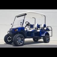 2020 E-Z-GO EXPRESS L6-E 72V (ELECTRIC BLUE)