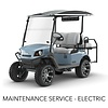 MAINTENANCE SERVICE - ELECTRIC