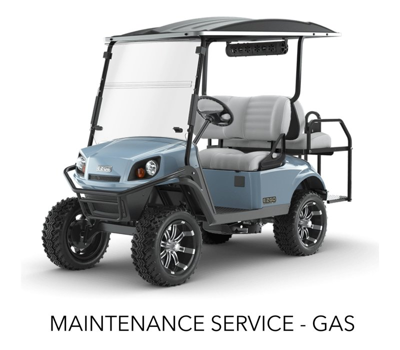 MAINTENANCE SERVICE - GAS
