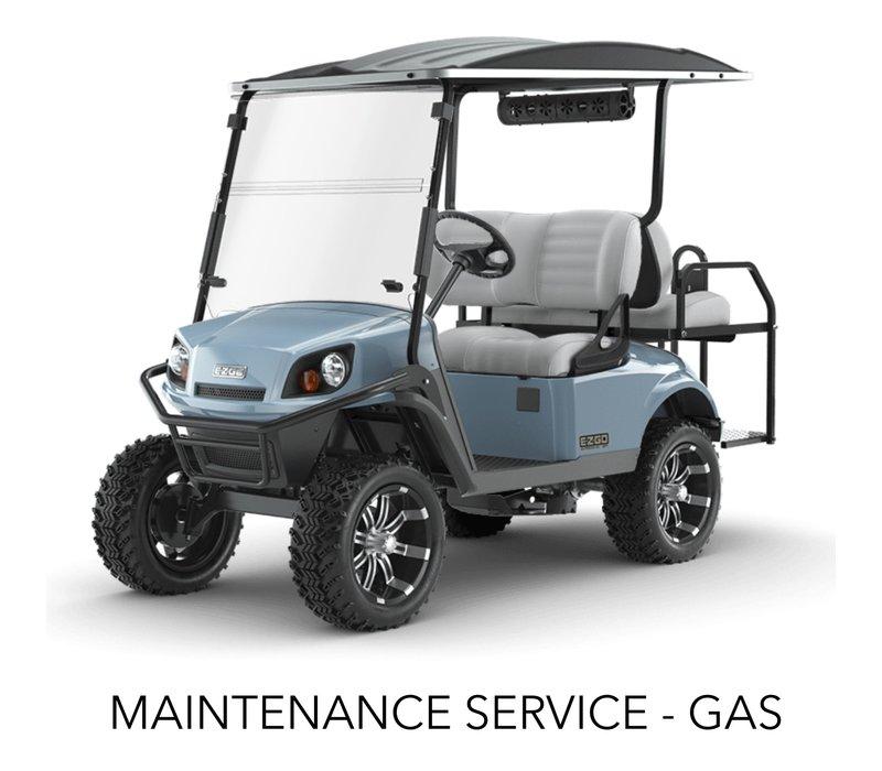 MAINTENANCE SERVICE - GAS