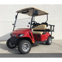 2020 E-Z-GO TXT 48V (FLAME RED)