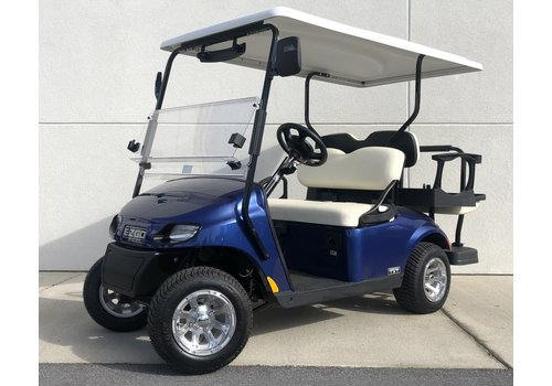 E-Z-GO 2020 E-Z-GO TXT 48V LONG TOP (ELECTRIC BLUE)