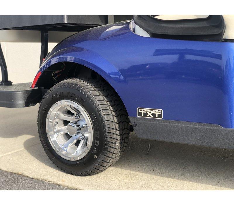 2020 E-Z-GO TXT 48V LONG TOP (ELECTRIC BLUE)