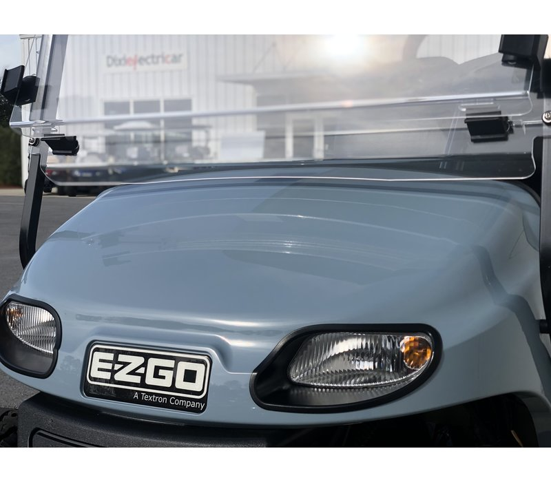 2020 E-Z-GO TXT-G EFI (OCEAN GRAY)