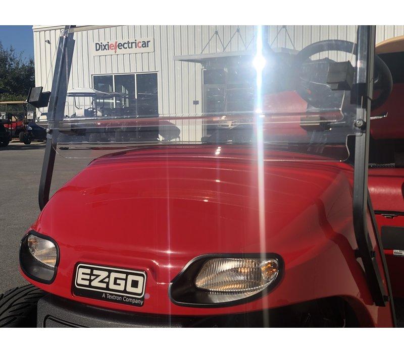 """2020 E-Z-GO TXT-G EFI 2"""" LIFT (FLAME RED)"""