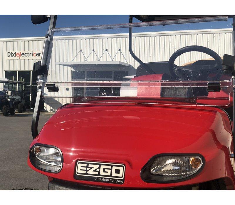 2020 E-Z-GO TXT-G EFI (FLAME RED)
