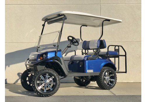 E-Z-GO 2020 E-Z-GO EXPRESS S4-G EFI (ELECTRIC BLUE)